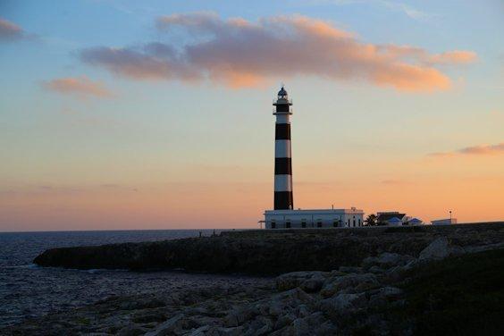 Leuchtturm Faro d'Artrutx