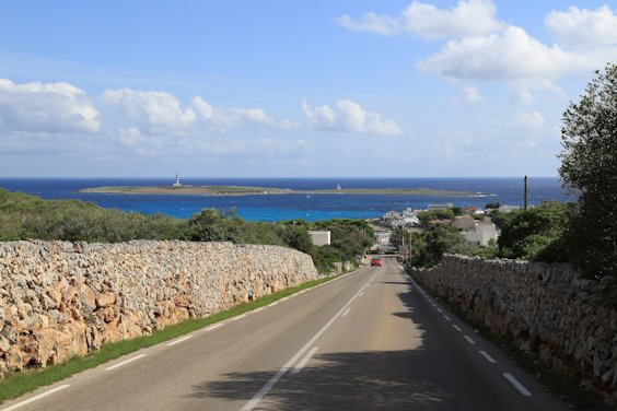 Punta Prima Illa d l'Aire