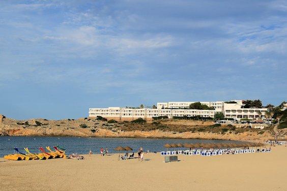 Strand von Son Parc